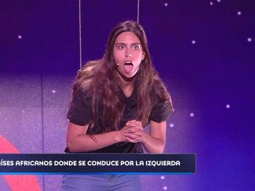 La pregunta de Silvia Abril que descoloca a una concursante de 'Juego de juegos'