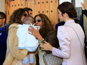 Elena Furiase, Lolita Flores y su tía Rosario Flores