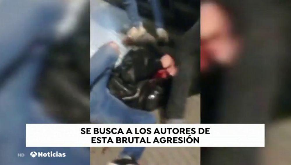 La policía investiga una brutal paliza a un joven en León