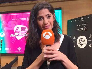 """Silvana Navas: """"'45 Revoluciones' es una serie muy distinta e innovadora"""""""