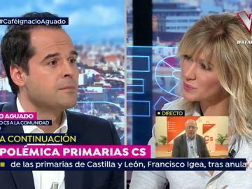 Ignacio Aguado, sobre el vuelco de primarias en Castilla y León.