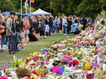 Homenajes por los atentados de Christchurch