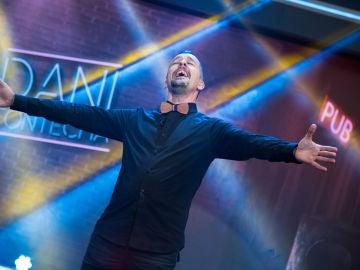 Dani Fontecha se toma con mucho humor en 'El Hormiguero 3.0' su falta de talento para cantar