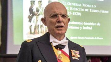 Cuatro militares y un exdiputado del PP, los nuevos fichajes de Vox para las elecciones