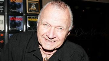 El guitarrista fallecido Dick Dale