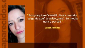 Los Mossos investigan el último mensaje de la mujer desaparecida en Cornellà de Llobregat