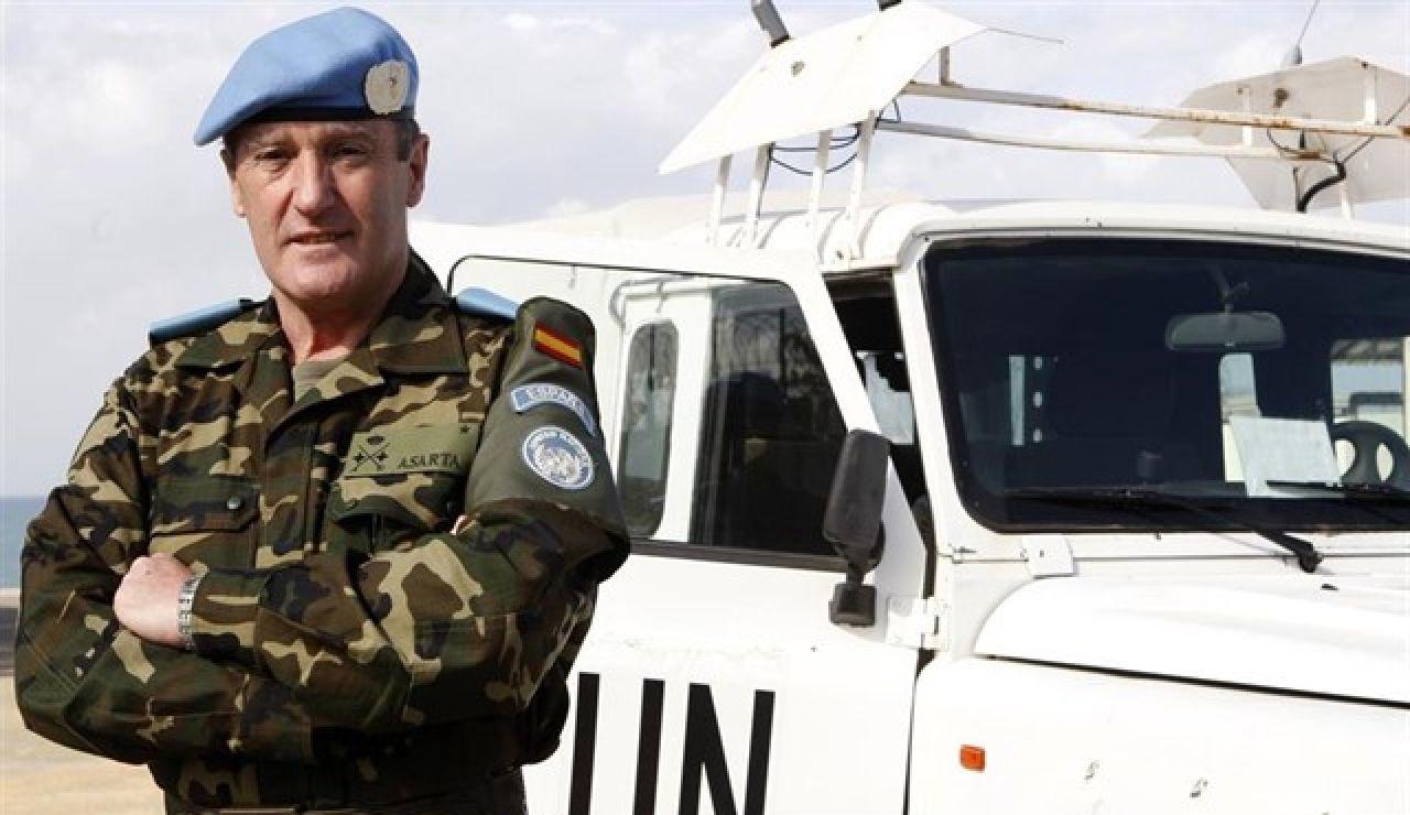 El general retirado Alberto Asarta será cabeza de lista de VOX por Castellón