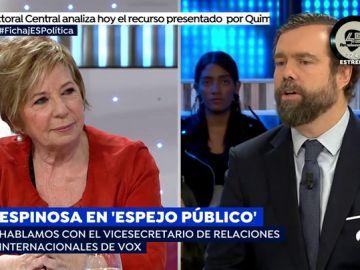 Iván Espinosa de los Monteros, de Vox.