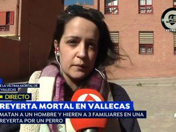 """El escalofriante relato de la sobrina del asesinado en una discusión por un perro: """"Le apuñaló en el cuello por detrás"""""""