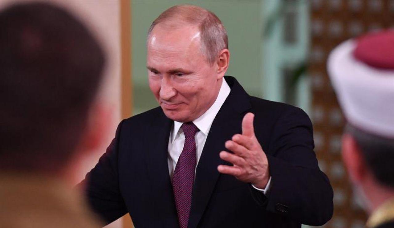 Imagen de archivo de Vladimir Putin