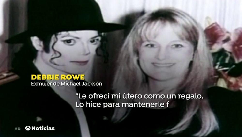 La segunda esposa de Michael Jackson revela que los hijos de la pareja son de un donante de esperma