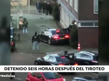 REEMPLAZO Detenido el autor del tiroteo en Utrecht en el que han fallecido tres personas