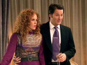 Gabriel comunica a su familia la nueva decisión tras casarse con Natalia