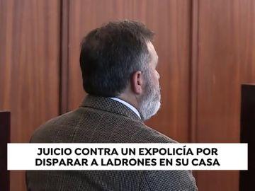 Un exagente de Policía se enfrenta a 20 años de prisión por enfrentarse a los ladrones que entraron en su casa