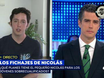 Francisco Nicolás lanza partido político