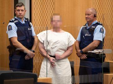 El australiano Brenton Tarrant, autor de la masacre en dos mezquitas en Christchurch