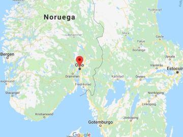 Ataque con cuchillo en Oslo