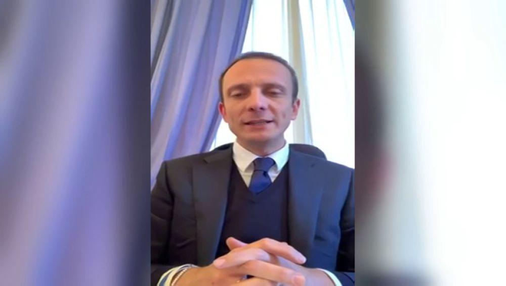 Ingresado con varicela un dirigente antivacunas del partido de Salvini