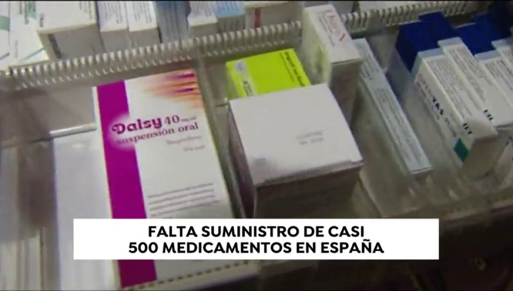 ¿Por qué faltan medicamentos en las farmacias ?