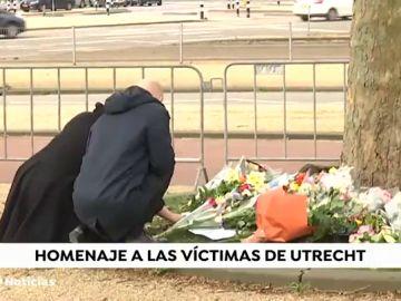 REEMPLAZO Una carta respalda la tesis terrorista en el atentado en Utrecht