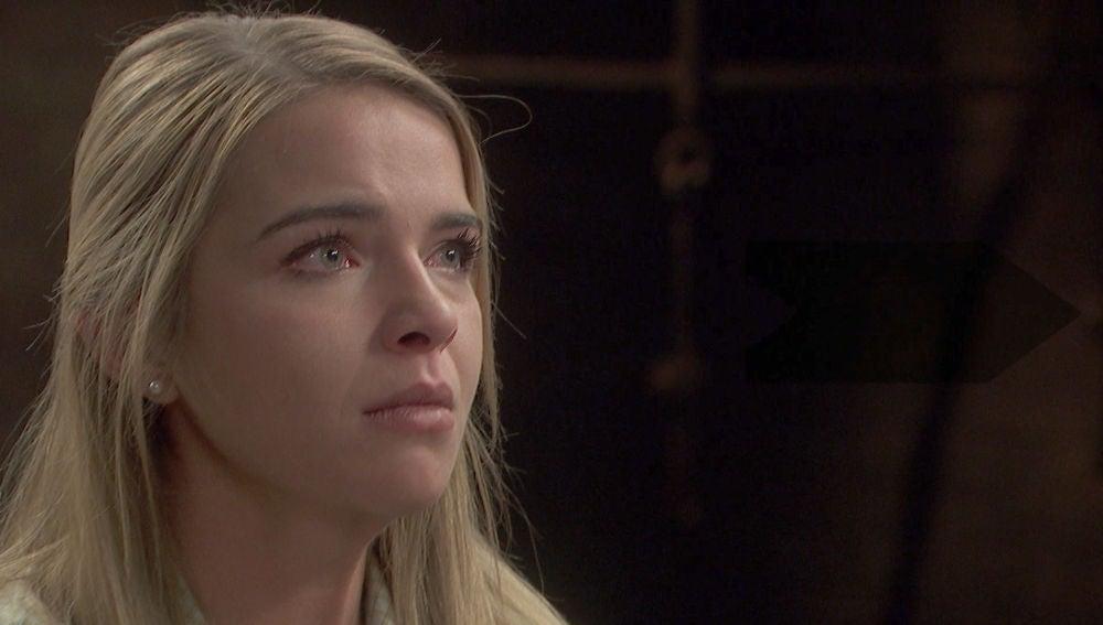 Antolina, dispuesta a que Isaac le quite la vida