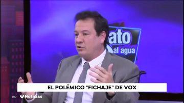 El historiador Fernando Paz, el polémico candidato de Vox por la provincia de Albacete