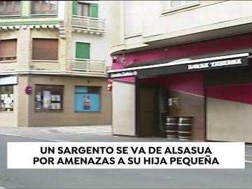 El guardia civil agredido en Alsasua pide el traslado por amenazas a su hija de un año y medio