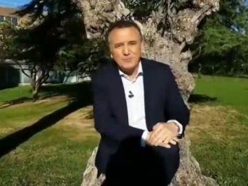 """Roberto Brasero anticipa la llegada de la primavera: """"El primer amanecer será gélido y con heladas"""""""