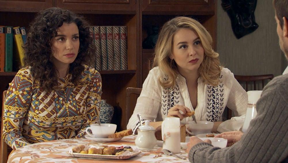 Marselino rompe toda oportunidad de reconciliarse con Luisita y aceptar su relación