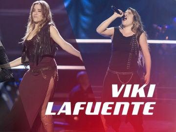 VÍDEO: Así han sido las actuaciones de Viki Lafuente en 'La Voz'