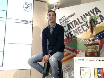 Gerard López, seleccionador de Cataluña