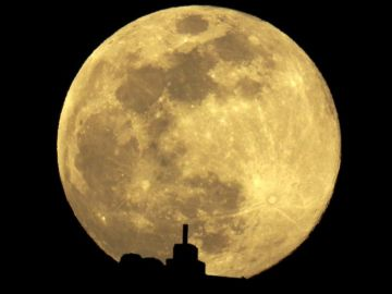 Superluna de marzo