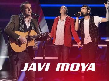 VÍDEO: Así han sido las actuaciones de Javi Moya en 'La Voz'