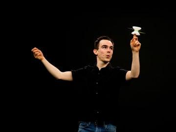 La increíble demostración de Quentin Godet con un yoyó en 'El Hormiguero 3.0'
