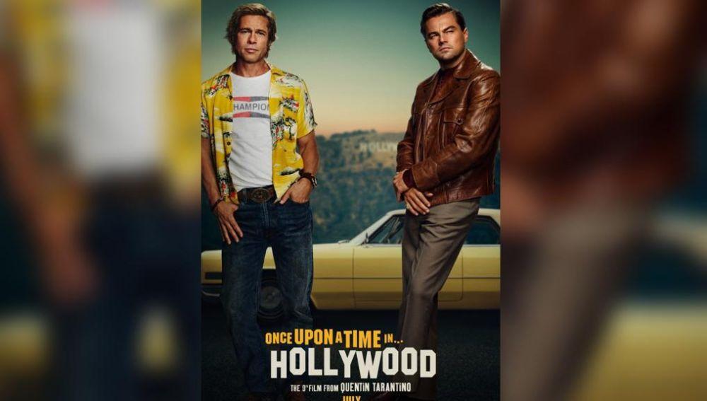 Cartel de la película Once Upon a Time in Hollywood