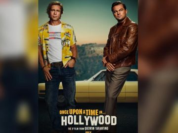 Cartel de la película Once Upon a Time in Hollywood