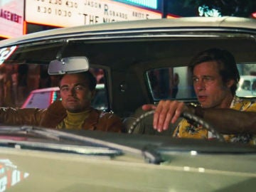 Fotograma de 'Once upon a time in Hollywood'