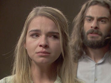 """Vídeo: Antolina sentencia ante Isaac: """"Ya me has matado en vida"""""""