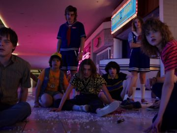 Tráiler tercer temporada de 'Stranger Things'