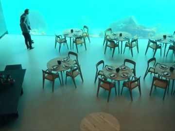 'Under', el primer restaurante subacuático de Europa, abre sus puertas en Noruega