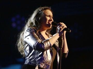 VÍDEO: Auba Murillo canta 'Prometo' en los Directos de 'La Voz'