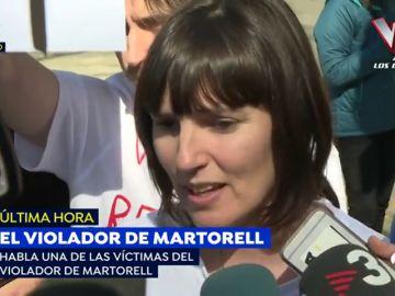 """La primera víctima del violador de Martorell: """"a mi casi me mata de una paliza"""""""
