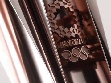 Tokio 2020 presenta el diseño de la antorcha olímpica inspirada en la flor del cerezo