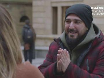 Bego se postula ante Antonio Orozco para 'La Voz' en el próximo capítulo de 'Allí abajo'