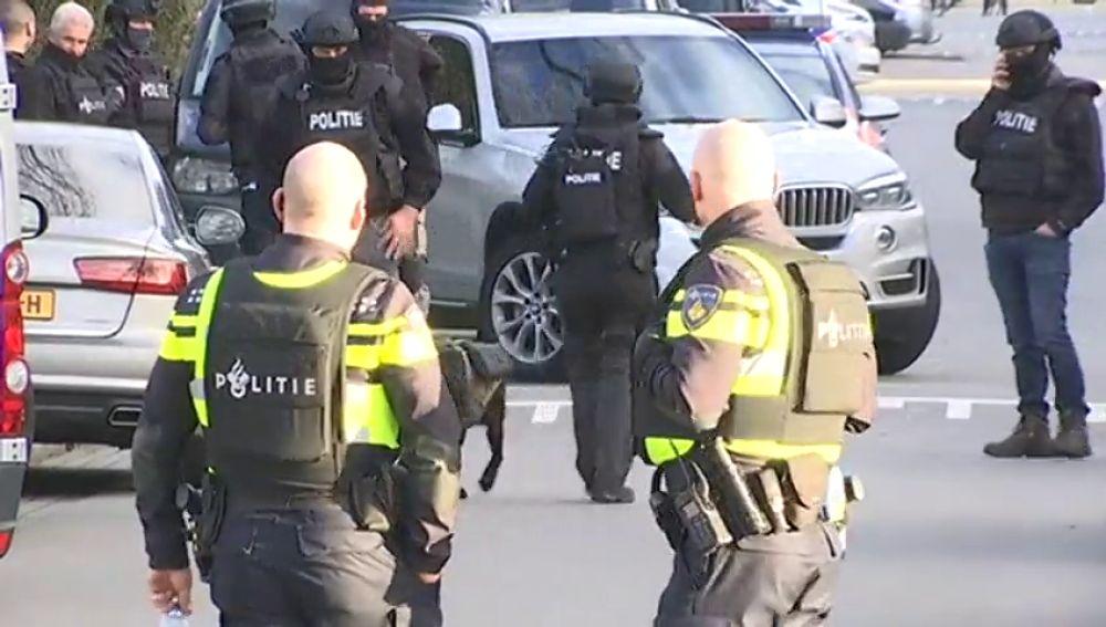 La policía holandesa detiene a un nuevo sospechoso del tiroteo en Utrecht