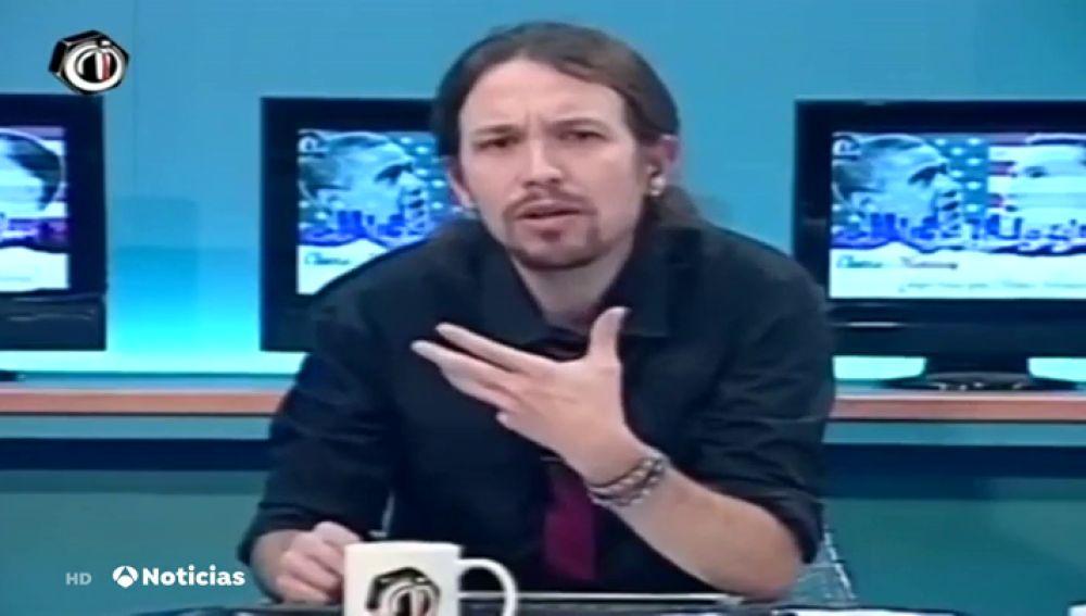 """Las declaraciones de Pablo Iglesias sobre el derecho a portar armas: """"Es una de las bases de la democracia"""""""