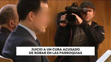 Juzgan a un cura acusado de robar objetos religiosos en varias parroquias de Lugo