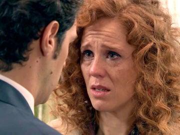 """Natalia a Carlos: """"Veo arrepentimiento en tus ojos, por eso te amo"""""""