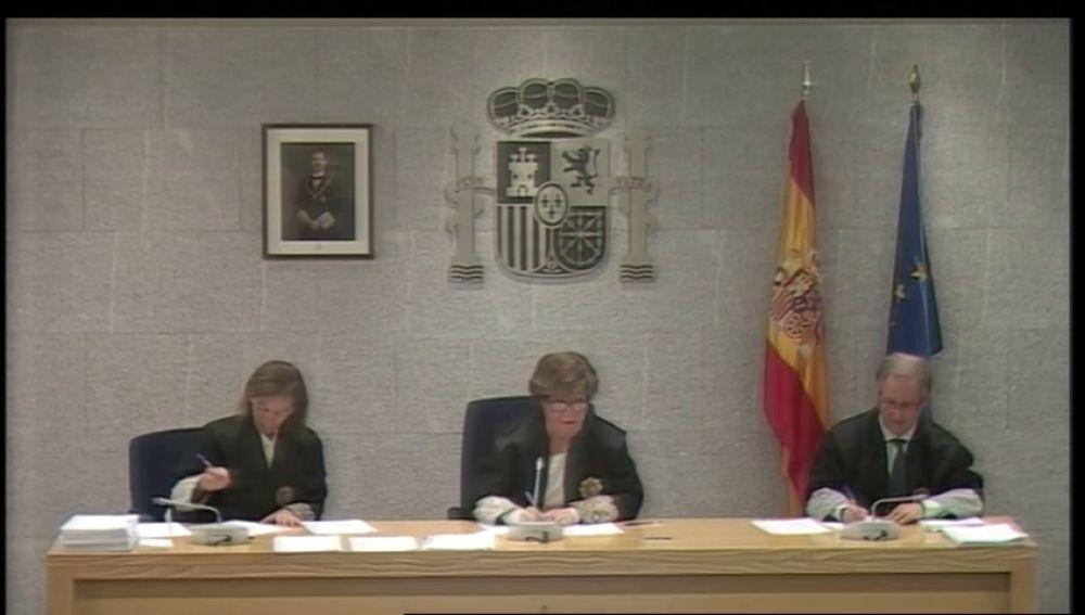 Este es el momento en que la juez del caso de Bankia se lía con el apellido de Goirigolzarri