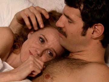 """Carlos, en la intimidad: """"Me gustaría saber más cosas de ti, Ana"""""""
